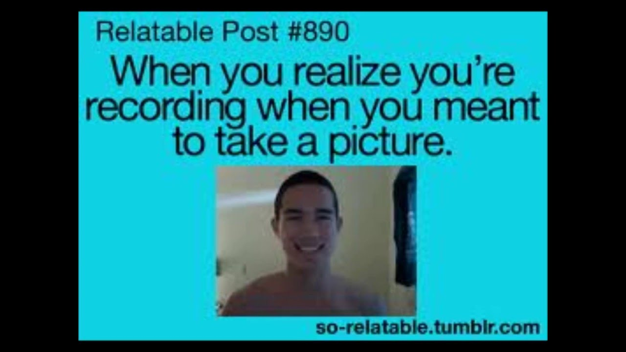 Relatable Posts! - YouTube