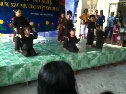 Bài múa tập tầm vông lớp lá 7