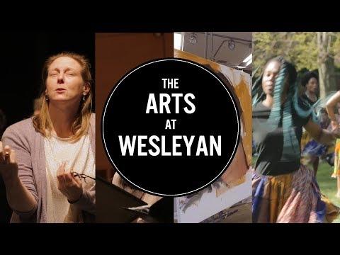 The Arts at Wesleyan University