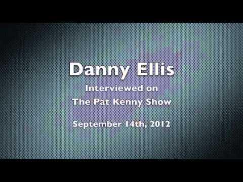 Danny Ellis on the Pat Kenny Show