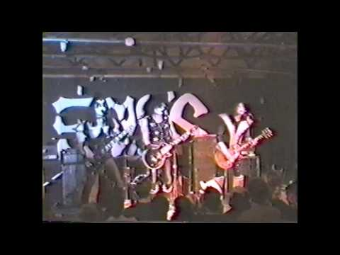 Rip and Destroy SXSW Austin Texas 1999 Kiss Cover Band