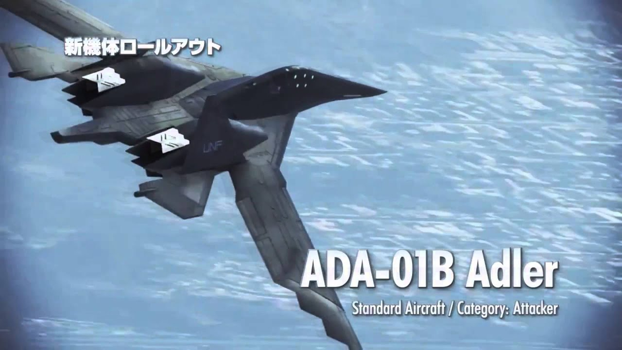 Ace Combat Infinity - Update 13 Trailer - YouTube