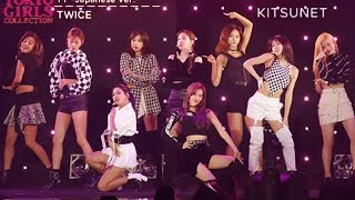 Cover images TT-Japanese Ver- TWICE [TGC Stage]