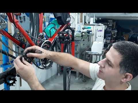 Kako zameniti lanac na biciklu [0052]