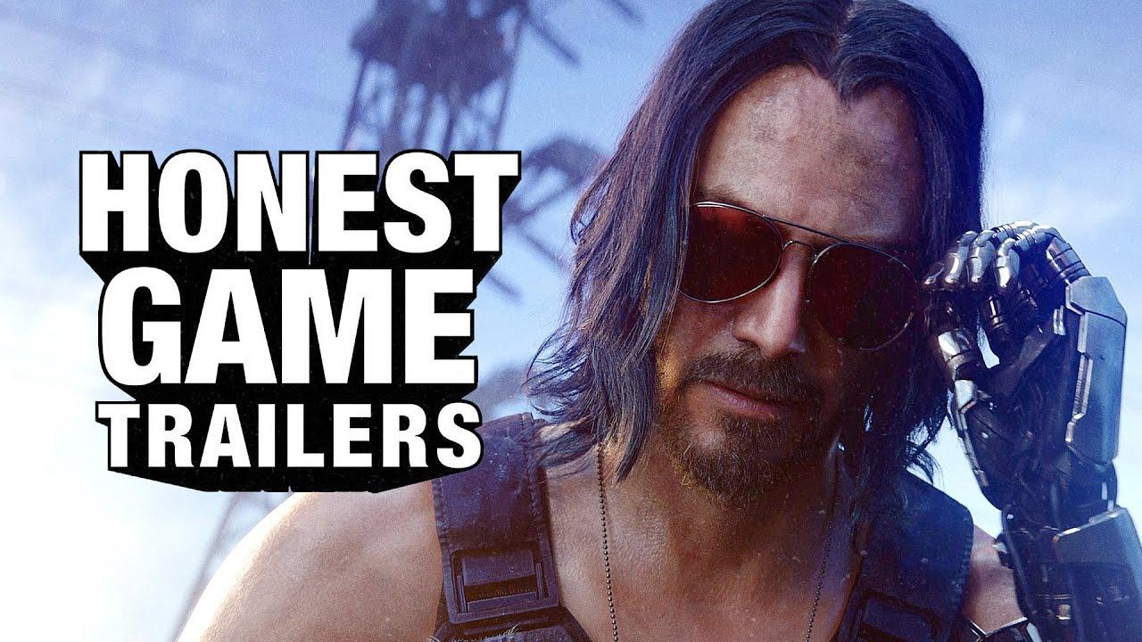 Download Honest Game Trailers | Cyberpunk 2077