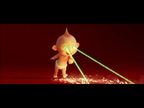 Incredibles 2 Official Teaser Trailer /  The Incredibles 2: First Look - Story - Flix Movies (2018)