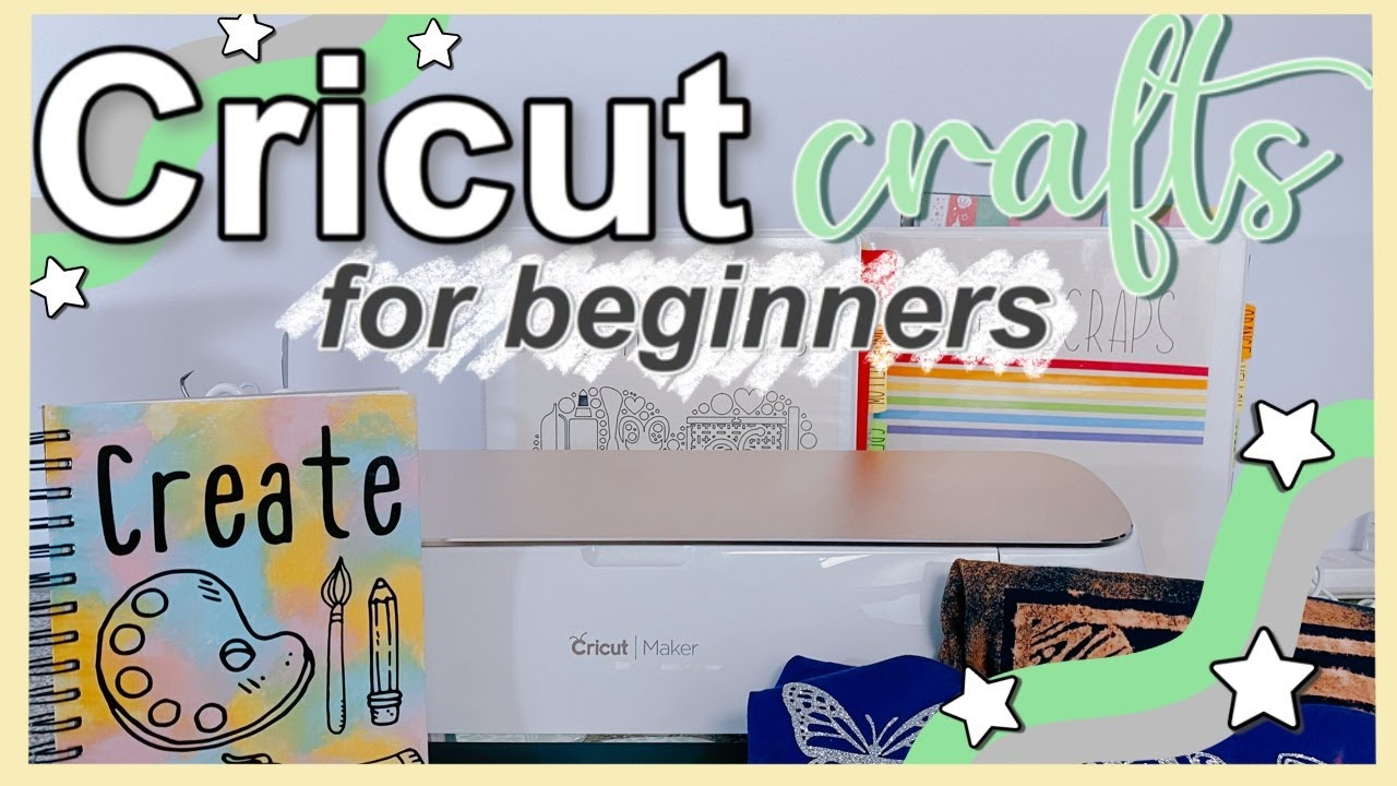 Cricut Maker Projects for Beginners! Easy Cricut Crafts