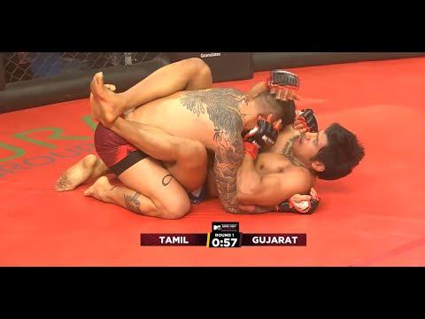 Super Fight League   Tamil Veerans Vs Gujarat Warriors