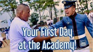 Life of a PMA Cadet: Day 1
