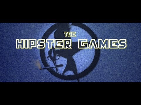 The Hipster Games - Hunger Games Parody -  Wyoma Films
