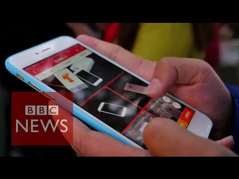 China Singles Day: World's biggest shopping day - BBC News