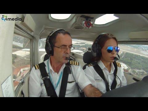Olympus academy aerobatic team in Athens flying week