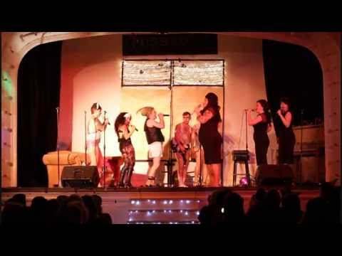 Time Warp - Chandelier Productions Rocky Horror Show 2012