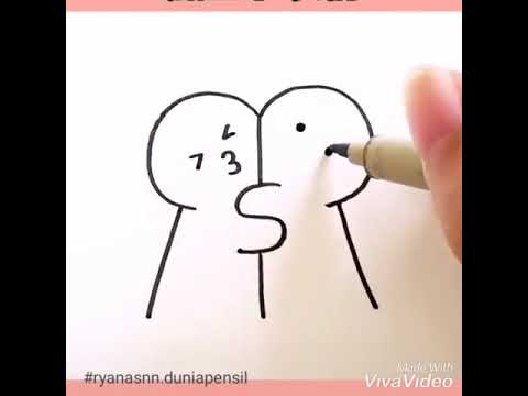 Dunia Pensil Emoticon Romantis Cantiknya Sunset Youtube