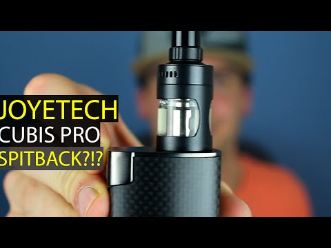 Joyetech Cubis Pro | I Wish They Included A Tube Of Neosporin...