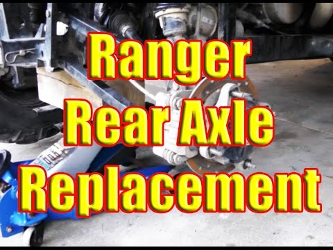 polaris-ranger:-rear-axle-change-and-how-to-remove-if-stuck-seized-in-rear-end