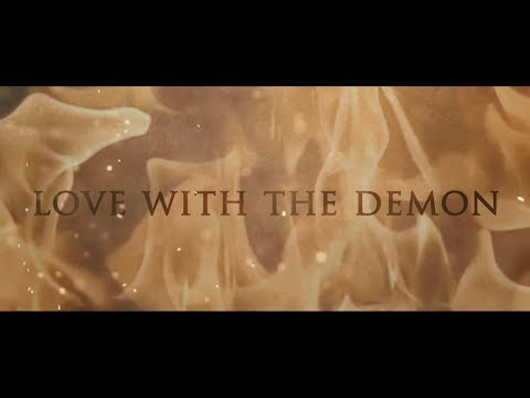 Lightning - Love with the demon (Official Lyrics Video)