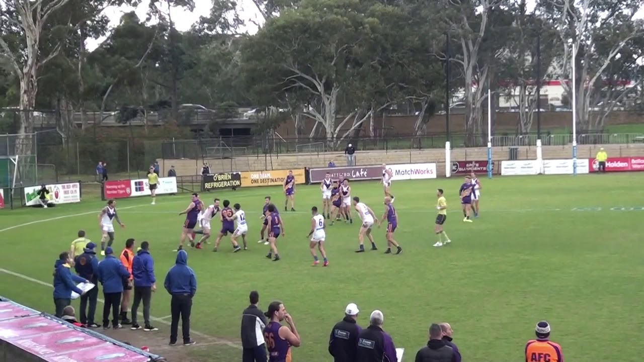Semi Final 2 - Altona Goals