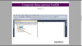 ADO.NET. Доступ к внешним источникам данных. Урок 1