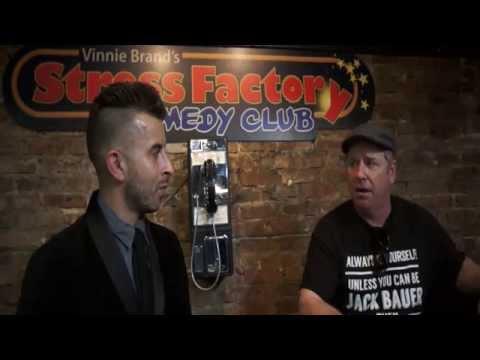 Jimmy Shubert on Michael Andreula LIVE