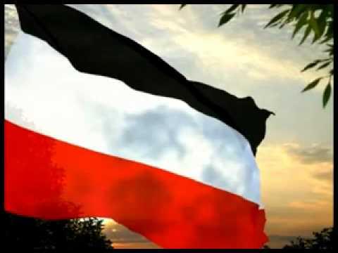 Unsere deutsche Nationalflagge