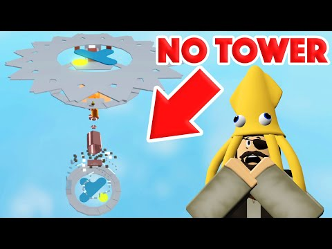 Tower Of Hell, But With No Tower... (Crazy) | Roblox