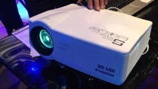 LED Проектор T986AH как он показывает(MICROFON.SELLS.COM.UA., 2015-12-08T14:16:45.000Z)