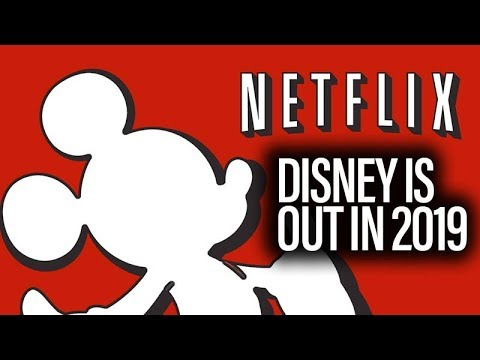 Disney Leaving Netflix To Launch Own Streaming Service
