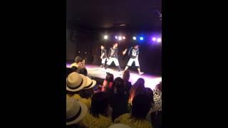 2012年12月2日ダンスコンテスト審査員特別賞受賞.