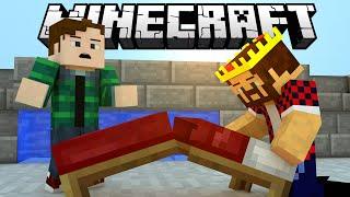 - ПОТЕРЯЛИ КРОВАТЬ ДВАЖДЫ Minecraft Bed Wars Mini Game