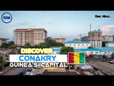 𝐁eautiful Conakry Guinea's Capital 2021 @𝐄𝐙𝐌.