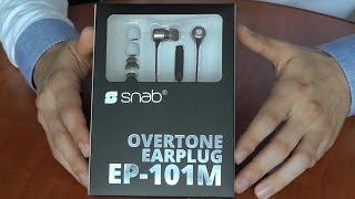 Snab Overtone EP-101M - Prezentacja