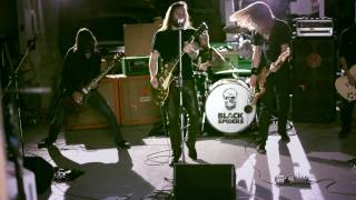BLACK SPIDERS - Just Like A Woman (Official Video)