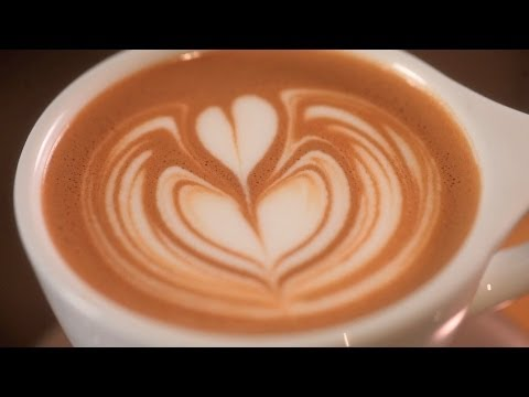 How to Pour an Advanced Tulip | Latte Art