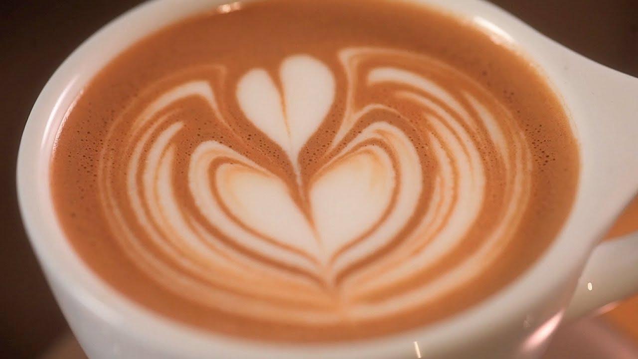 Latte Art Tulip How to Pour an Advance...