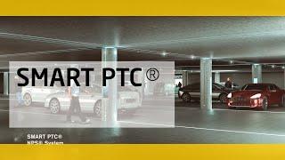 Smart PTC® il pilastro pensato per lo smart living