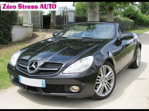 mercedes slk 3 200 kompressor r171 facelift s rie 2. Black Bedroom Furniture Sets. Home Design Ideas