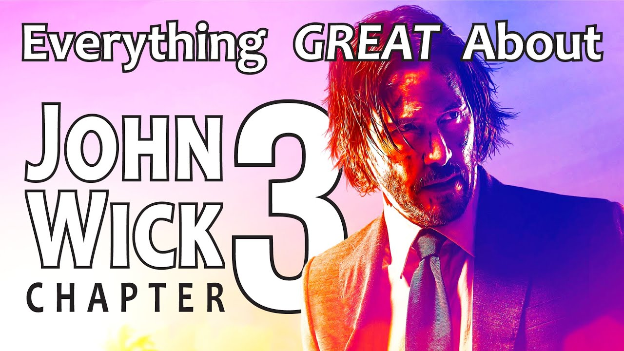 Download Everything GREAT About John Wick: Chapter 3 - Parabellum!