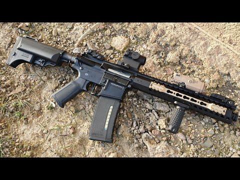 Review Slong M4 Begadi Modular Handguard - 4k/UHD *GER*