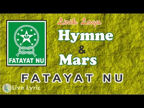 Lirik Lagu Hymne Dan Mars Fatayat NU (Nahdlatul Ulama)