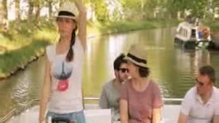 Lakóhajózás a Canal du Midin  1,45