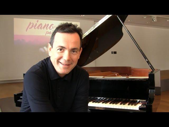 PIANO PAINTINGS - Pianist Pietro Pittari im Interview