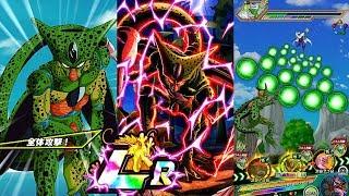 100% F2p Lr 1st Form Cell Nuke Test | Dragon Ball Z Dokkan Battle