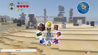 СТРИМ #1. Играю в LEGO WORLD