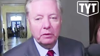 Has Lindsey Graham FINALLY Turned Against Trump?