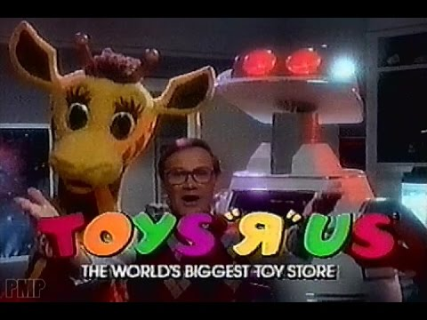 "Toys ""R"" Us Commercial (1986)"