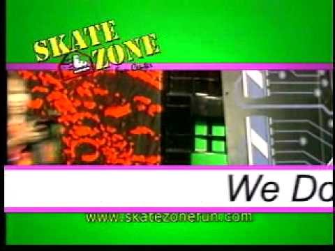 Skate Zone Has Great Birthday Parties