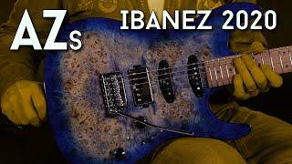 Brand New! The 2020 Ibanez AZs