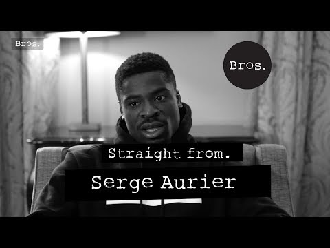 Straight From : Serge Aurier