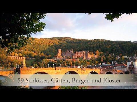 Imagefilm Der Staatlichen Schlösser Und Gärten Baden Württemberg